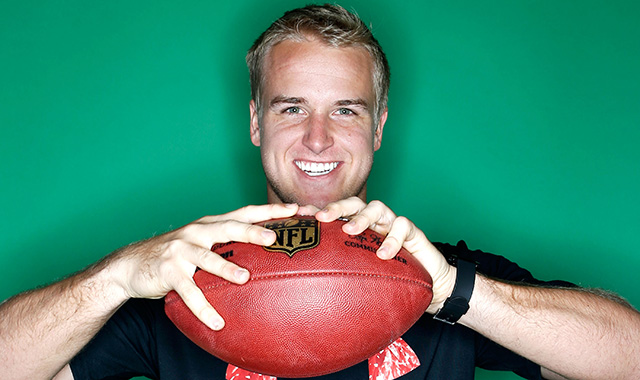 Eagles QB Matt Barkley (Photo: NFL)