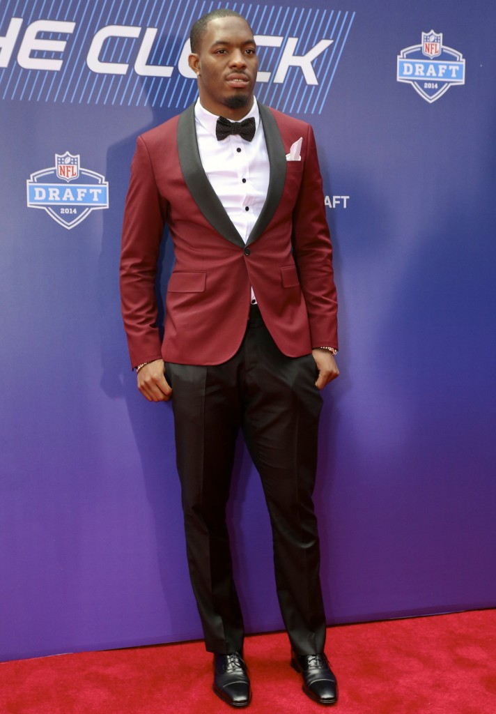 Best Dressed: Ha Ha Clinton-Dix (S-Alabama)
